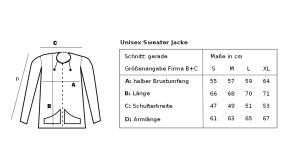 Unisex-Jacke